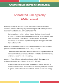 annotated bibliography makers annotated bibliography format generator annotated bibliography ama format sample annotated bibliography maker