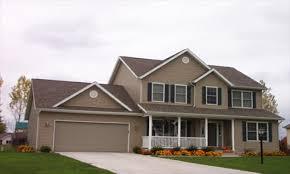 New American House Plans American House Plans Designs  modern