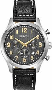 WATCH.UA™ - <b>Мужские часы Bulova 96B302</b> цена 7072 грн ...