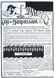 guy de maupasant king of all short story writers modern mechanix guy de maupasant king of all short story writers feb 1909