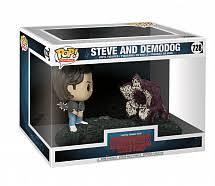 Купить <b>Фигурка Funko POP Television</b>. Stranger Things: Steve vs ...