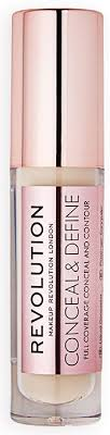 <b>Makeup Revolution Консилер</b> Conceal And Define, C3, 3,4 мл ...