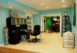 color schemes for office. as an alternative to white desks in office color schemes with one bright and two neutrals wooden furniture could be used for o