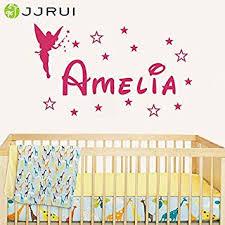Generic Jjrui <b>Personalized Name</b> Customer <b>Fairy</b> Girl Angel Wing ...