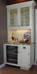size kitchen built wine
