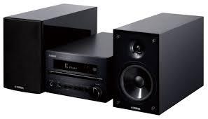Музыкальный центр <b>YAMAHA MCR</b>-<b>B370</b> Black — купить по ...
