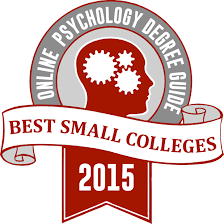 great small colleges for a bachelor s in psychology  click here for high resolution badge