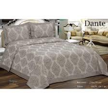 Комплект <b>DANTE</b>: покрывало 240х260 см, наволочки 50х70 см-2 ...