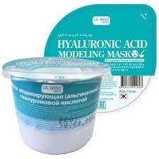 <b>Альгинатная маска</b> LA MISO <b>моделирующая (с</b> гиалуроновой ...