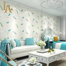 Modern Wallpaper For Bedrooms Online Buy Wholesale Modern Flower Wallpaper From China Modern