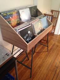 simple and classy ways to store your vinyl record collection front shot finished vinyl record