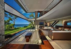 awesome living room design at spectacular and luxury jewel of kahana home in hawaii by arri awesome living room design
