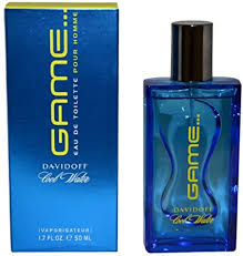 <b>Davidoff Cool Water Game</b> for Men 50ml EDT Spray: Amazon.co.uk ...