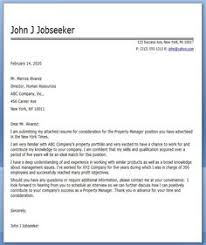 images about job info on pinterest   resume  property    commercial property manager cover letter