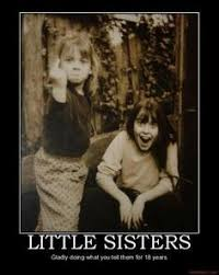 sisters on Pinterest | Little Sisters, Funny Sister Quotes and My ... via Relatably.com