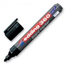 <b>Маркер для досок EDDING</b> e-360/1 черный 1,5-3 мм