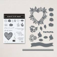 ALWAYS IN MY HEART BUNDLE (ENGLISH) - Stampin' Up!