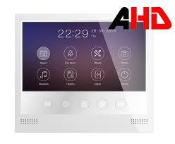 <b>HD мониторы домофонов</b> адаптированные   Tantos