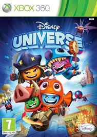 Disney Universe RGH Xbox 360 Español Mega