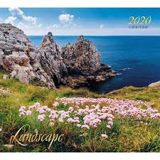 """<b>Календарь</b> настенный <b>перекидной на 2020</b> год """"Прекрасный ..."""
