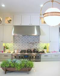 Brilliant Ann Sacks Glass Tile Backsplash Attractive Kitchen To Design Decorating