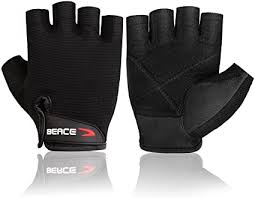 BEACE Weight Lifting Gym Gloves with Anti-Slip ... - Amazon.com