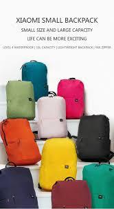 <b>Original Xiaomi Mi Backpack 7L</b>/10L/15L/20L Waterproof Colorful ...