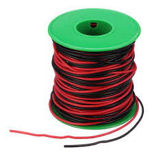 20awg 30m flexible silicoone wire cable 5 color mix box 1 package electrical copper diy stranded line