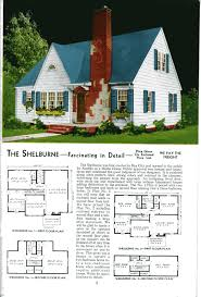 Sears Honor Bilt Homes     Cottages   Minimal TraditionalAll