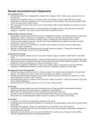 Examples Of Accomplishments For Resume - ziptogreen.Com Examples of accomplishments for resume and get ideas how to create a resume with the best