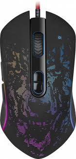 ROZETKA | <b>Мышь Defender Witcher GM-990</b> RGB USB Black ...