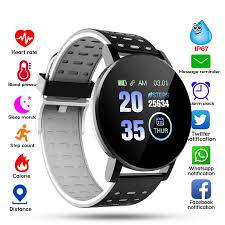 2020 Bluetooth <b>Smart Watch Men Blood</b> Pressure Smartwatch ...