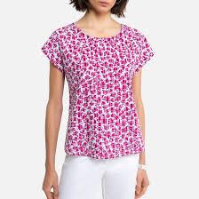 <b>Блузка</b> с английской вышивкой и цветочным <b>рисунком</b> ...
