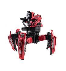Радиоуправляемый робот-паук CS Toys space warrior с дисками ...