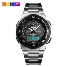 <b>Best</b> value skmei <b>luxury top quartz</b> watch for <b>men</b> – Great deals on ...