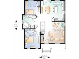 Eplans Country House Plan   Simple  One Story Bungalow      Level