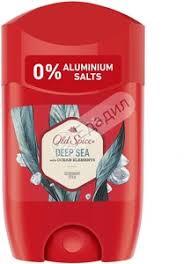 <b>Дезодорант мужской Old</b> Spice Deep Sea, 50 мл — Едадил