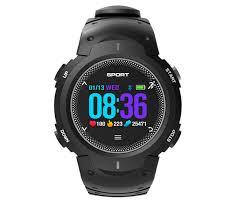 <b>Умные часы NO.1 F13</b>, черные | Купить с доставкой | My-shop.ru