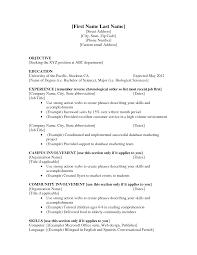 job seekers resume database cipanewsletter career objective in resume job resume objective examples objective