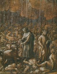 the guardians of the inferno dante writework illustration of dante s inferno canto 6