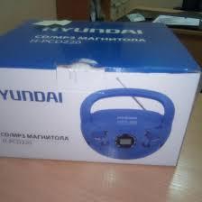 <b>Магнитола HYUNDAI H</b>-<b>PCD220</b> – купить в Москве, цена 500 руб ...