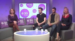 Sports Week For Notts TV The 630 Show Studio Furniture By Constellations