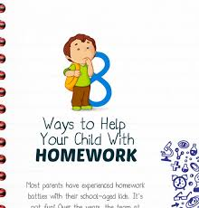 How To Help Your Child With Homework Parenting