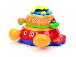 игрушка mioshi baby крабики mba0303 001