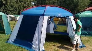 Superpohod.ru / Тент-<b>Шатер Canadian Camper</b> Summer House ...