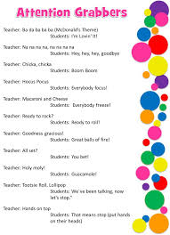 attention getter for essay    images about attention getters on pinterest   call and     fun and