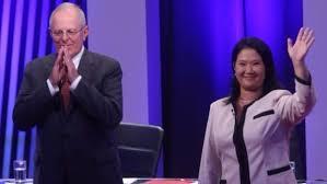 Resultado de imagen para debate presidencial keiko - ppk piura