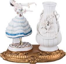 <b>Ваза Lefard</b> Танцовщица, <b>61</b>-346, белый, 25 х 15 х 22 см ...