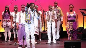 <b>Paul Simon's GRACELAND</b> | NCH | London African Gospel Choir