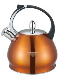 "<b>Чайник</b> со свистком ""MercuryHaus"", <b>3.0 л</b> (оранжевый) — купить в ..."